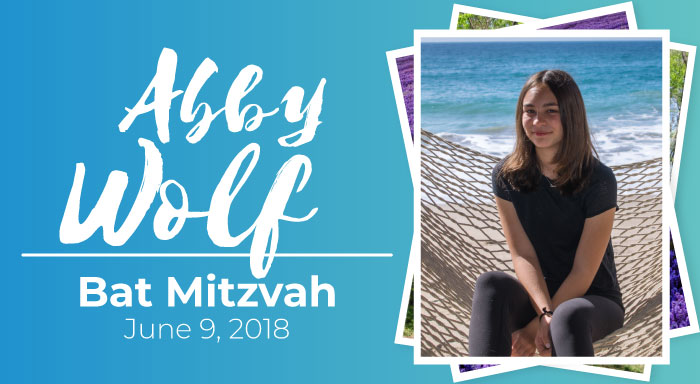 abby wolf bat mitzvah temple emanuel of beverly Hills