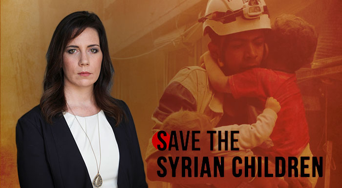 save the syrian children the big fill rabbi sarah bassin