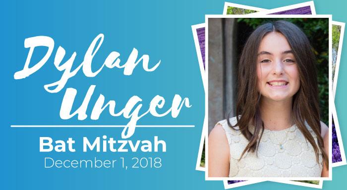 Dylan Unger Bat Mitzvah temple emanuel beverly hills