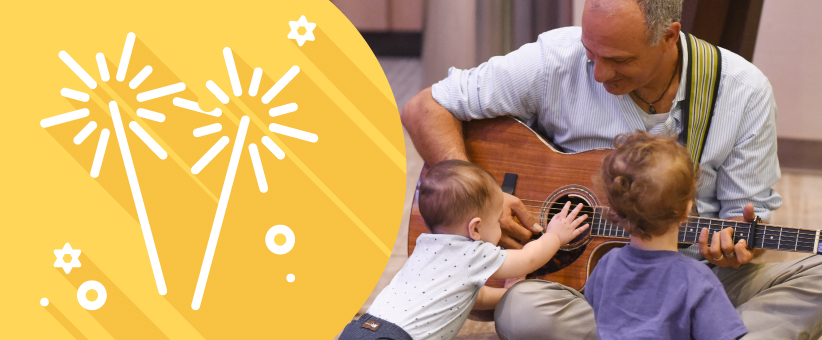 Shabbat with kids, Jewish programs for children