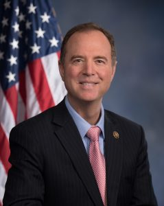 adam schiff conversation rabbi bassin